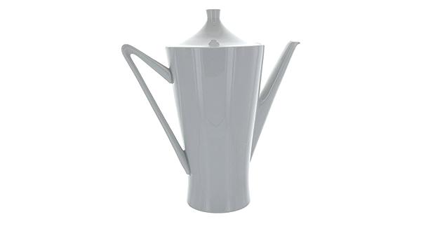 Mid Century Kitchen Decor Vintage Aluminum Teapot Set