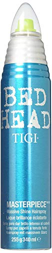 Tigi Bed Head Masterpiece Massive Shine Hairspray, 9.5 Ounce, Pack of 2