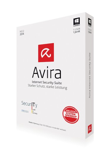 Avira Internet Security Suite 2014 OEM - 1 User 1 Jahr