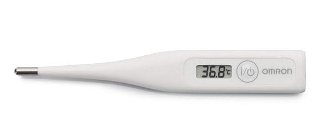 Cuanto tiempo se debe dejar el termometro para medir la temperatura