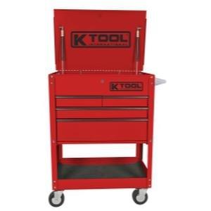 6 drawer service tool cart - 6