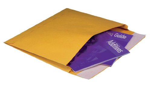 Open Side Mailers (Quality Park Open-Side Expansion Envelopes, Redi-Strip Closure, 10 x 15 x 2 Inches, Box of 100 (E9140))
