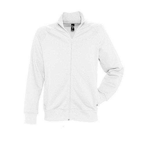 "SOL'S SOLS Mens Sundae Full Zip Sweat Jacket (XL (Chest 43-44"")) (Fleece Sweat Jacket)"
