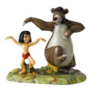Royal Doulton Disney Bare Necessaties Jungle Book Statue Figure