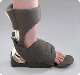 Deluxe Podus Boot With Walking Attachment, Size: M/L, Calf Circ.: 15''-18'', Foot Circ.: 9''-14'' by Rolyn Prest