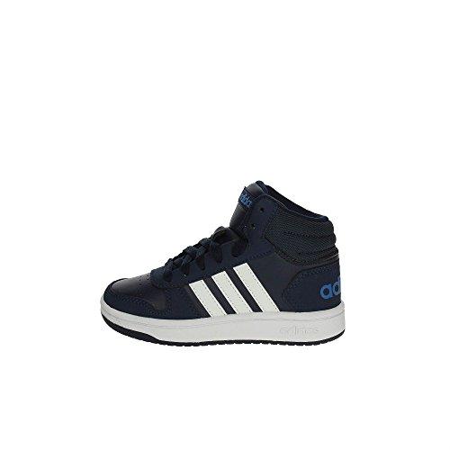 Hoops 0 Gymnastique Mid Maruni K Mixte Ftwbla Bleu Vs Enfant 000 Chaussures Azretr de 2 adidas f4wqBx1w