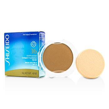 Shiseido UV Protective Compact Refill SPF 36 Foundation Broad Spectrum - Medium Ivory ()