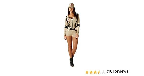 Rubies Disfraz oficial de cazafantasmas mujer: Amazon.es: Juguetes ...