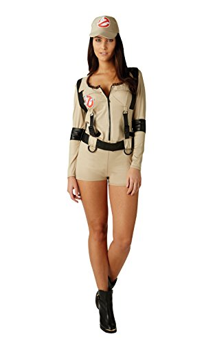 Rubie's Official Ladies Ghostbuster Costume - Large -