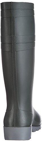 Puntera Dunlop Acero Botas W486711 GROEN de Agua KNIE de Unisex Hobby Groen Sin 4rp6q4Wz
