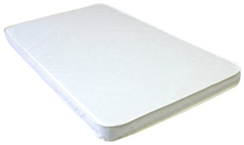 LA Crib Made Easy Anti-Microbial Non-Toxic Cover, 24 x Made in