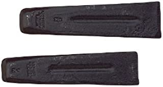 product image for Splitting Wedge, 2 x 9-3/8 In, Forged Stl