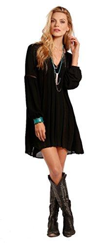 High Low Hem Dress - 5