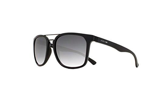 Joes Jeans Men's Jj 7024 Fashion Wayfarer Sunglasses, Matte Black, 142 - Jeans Sunglasses Joe's