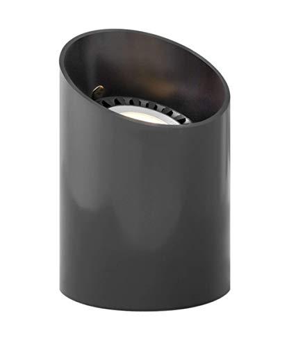 Hinkley Lighting Ellipse - Lámpara de pie (12 W, casquillo T5), Iluminación transicional, Bronce
