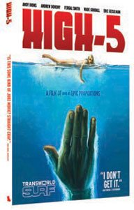 High 5 Surf DVD by Transworld