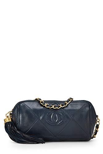Blue Chanel Handbag - 9