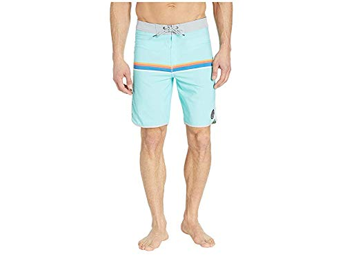 - Rip Curl Men's Mirage Highway 1 Boardshorts, Teal, 34