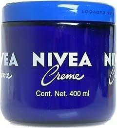 Nivea Cream Glass Jar 13.05 Oz by Nivea