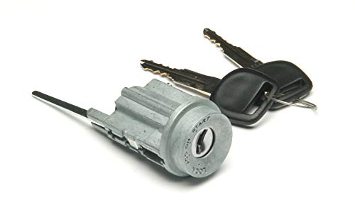 Well Auto Ignition Lock Cylinder -Tumbler with Key for 95-04 Tacoma - Floor Shift 96-02 4Runner