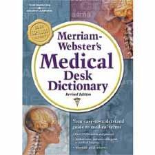 Download Merriam-Webster's Medical Desk Dictionary ebook