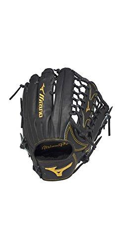 Mizuno Pro Limited Edition Baseball Glove, Black, 12.75