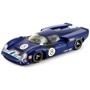 Thunder Slot CA00103S/W Lola T70 MKIII Blue Slot Car B06Y4VS9HH