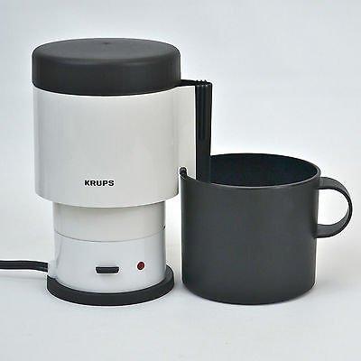 Vintage Krups Cafe Voyager Mokka Brew Coffee Maker