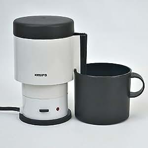 vintage krups cafe voyager mokka brew coffee. Black Bedroom Furniture Sets. Home Design Ideas