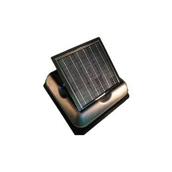 22 Watt Premium Solar Attic Fan Ventilation With