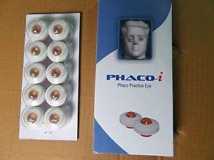 Tathastu Phaco Practice Eye Pack Of 100 Pcs Ophthalmic Teaching Device from Tathastu