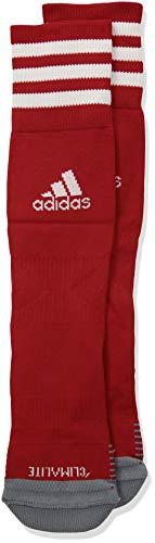 Extra Cushion Socks - adidas Copa Zone Cushion IV Soccer Socks (1-Pack), Power Red/White, 9C-1Y