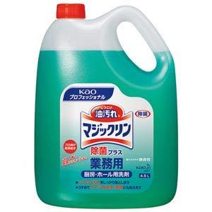 (まとめ) 花王 マジックリン 業務用 除菌 4.5L【×5セット】 B07RGB4DYH