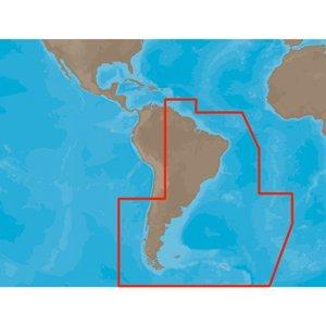 C-MAP MAX SA-M501 - Gulf of Paria - Cape Horn - SD Card (17594)