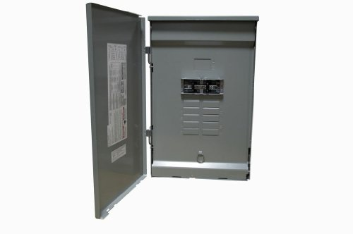 Reliance Controls Corporation TRC0603DR 30-Amp Outdoor Transfer Panel