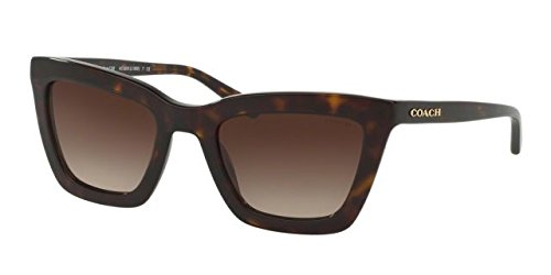 Coach 0HC8203-512013 DARK TORTOISE -54mm - Men For Coach Sunglasses