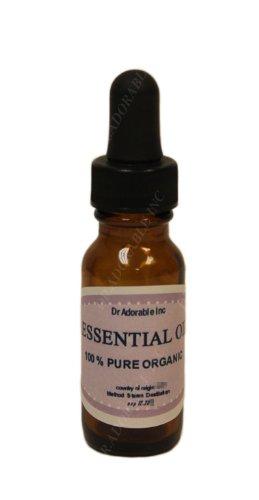 Catnip Essential Oil 100% Pure 0.6 Oz/18 Ml with Glass Dropper