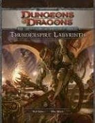 Thunderspire Labyrinth: Adventure H2 (D&D Adventure)
