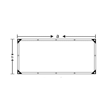 Yang 75/% de Malla de Papel de Aluminio de Malla Size : 1x1m Tela de Sombra para Mascotas Pantalla de Malla Resistente a los Rayos UV Techo del autom/óvil Cubiertas Balc/ón Patio Tela de Sombra