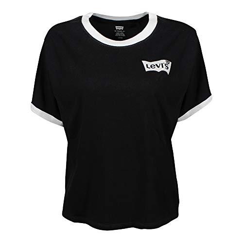 Levi's Graphic W Noir Ringer ® shirt T frc54qfUg