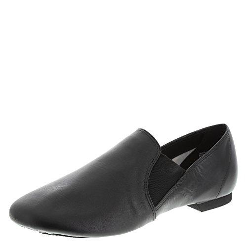 American Ballet Theatre for Spotlights Women's Black Women's Twin Gore Jazz Shoe 8 Regular by American Ballet Theatre for Spotlights
