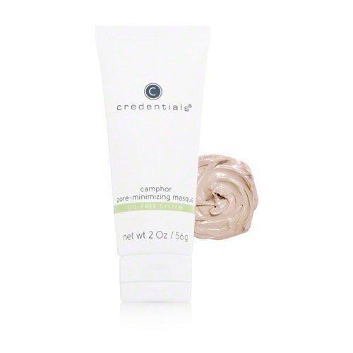Credentials Camphor Pore-Minimizing Masque 2 oz. (Best Pore Minimizing Products)