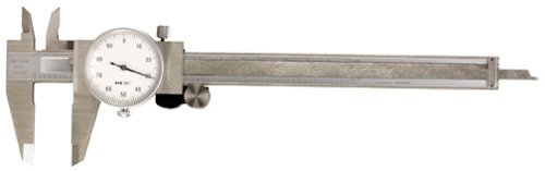 General Tools 107 6-Inch Stainless Steel Dial Caliper