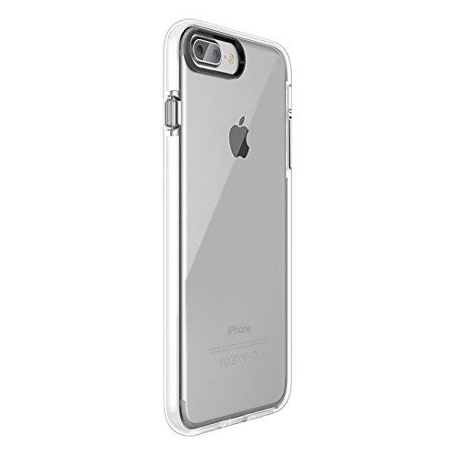 ROCK Military Guard S Series Drop Tested TPU Flexible Tasche Hüllen Schutzhülle - Case für iPhone 7 Plus - Weiß