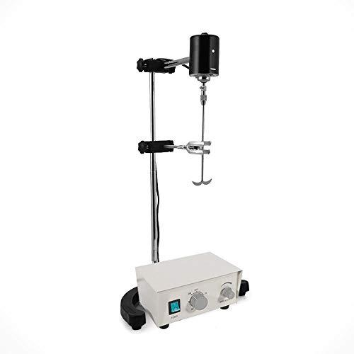 Magnetism Stirrer Precision Electric Digital Lab Overhead Stirrer Heating Mixer Hot Plate Magnetic Stirrer Machine 100V USA