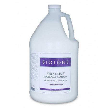 Biotone Deep Tissue Massage Lotion, 128 Ounce by Biotone