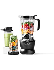 nutribullet Full Size Blender + Combo 1000 Watts, 9 Piece Set, Multi-Function High Speed Blender, Mixer System with Nutrient Extractor, Smoothie Maker, Dark Grey