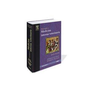 Tratado De Medicina Interna Veterinaria, 2 Vols. (E-dition + Cd-rom). PRECIO EN DOLARES: S.J. / Feldman, E.C Ettinger, TOMOS: 2 + 1 CD-ROM + e-dition: ...