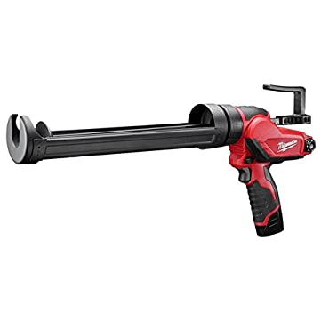 Milwaukee 2444-21 M12 Quart Caulk Gun Kit