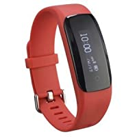 Lenovo HW01 Plus Smart Band with PAI (Red)